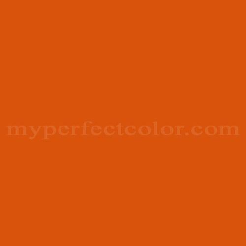 Color Match Of Mab Ral 2009 Arancio Traffico