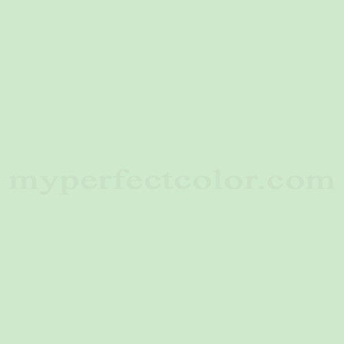 Color Match Of Major 8 A Pastel Green