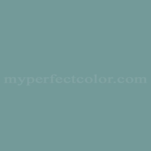 Color Match Of Martin Senour Paints 327 3 Nantucket Blue
