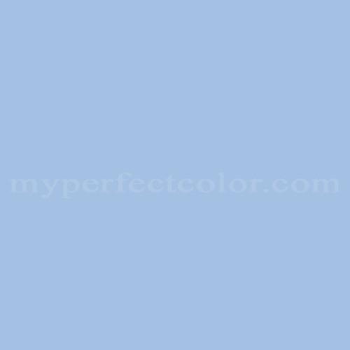 Match Of Martin Senour Paints 160 6 Heather Blue