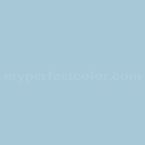 Color Match Of Martin Senour Paints 115 2 French Blue