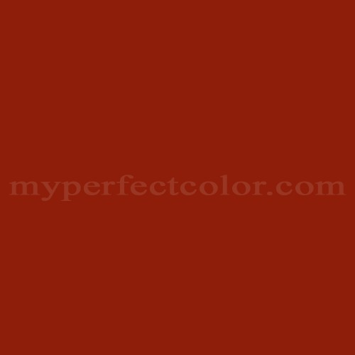 Match of Dulux™ Tuscan Red *