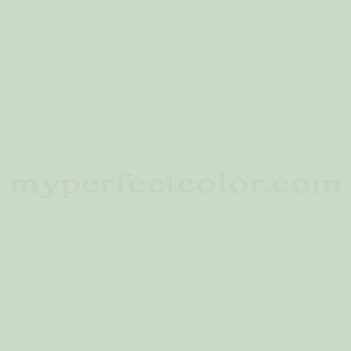 Color Match Of Dulux 7 075 Soft Green