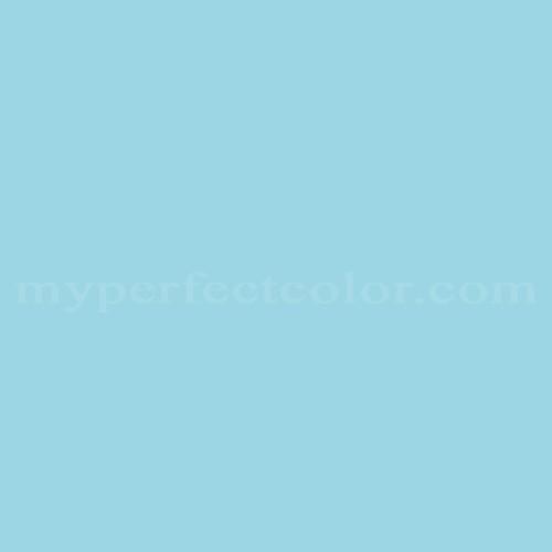 Color Match Of Dulux Alice Blue