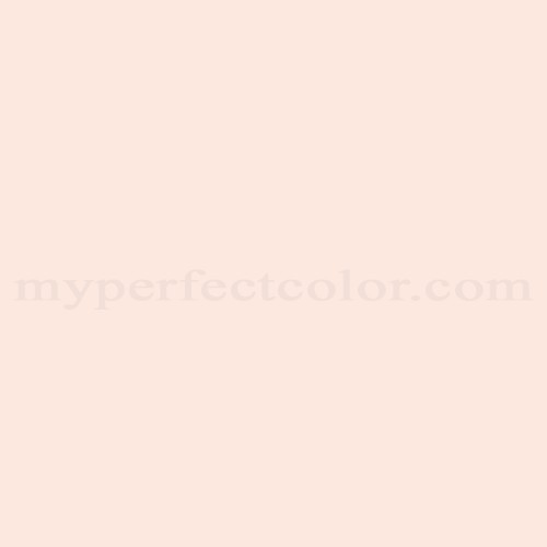 Color Match Of Dulux 120 Barely Pink