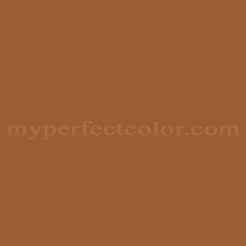 Color Match Of Dulux 3 044 Golden Brown