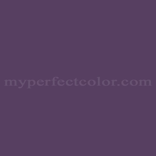 Color Match Of Epigl 24 C 39 Royal Purple