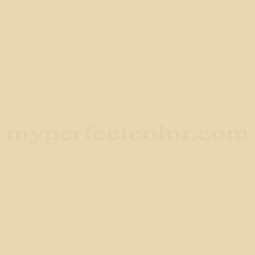 Fuller Obrien A 62 Creamy Yellow Match Paint Colors