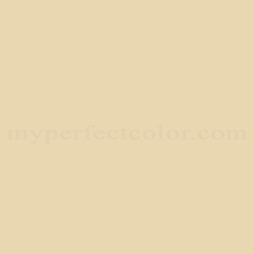 Fuller Obrien A 62 Creamy Yellow Match Paint Colors Myperfectcolor