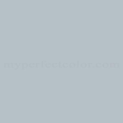 Color Match Of Fuller Obrien H 72 Ash Gray