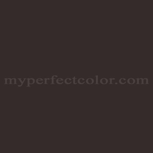 Color Match Of Hunter Ht10 Antique Brown