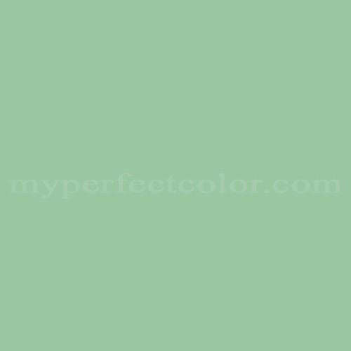 Color Match Of Laura Ashley 1014 Soft Jade