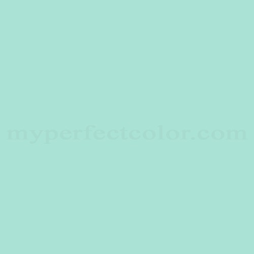 Color Match Of Martin Senour Paints 153 2 Sea Green