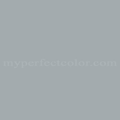 Color Match Of Martin Senour Paints 315 6 Cape Cod Gray