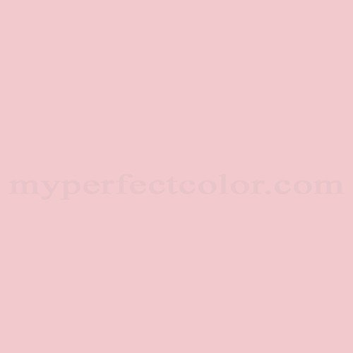 Color Match Of Martin Senour Paints 134 2 Baby Pink