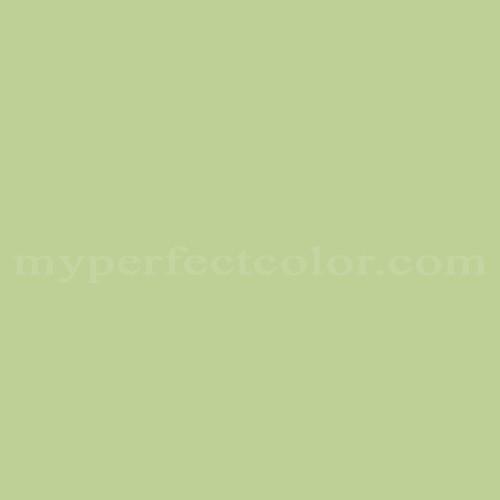 Color Match Of Martha 8198 Green Le
