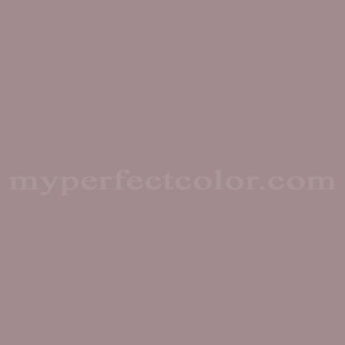 Color Match Of Para Paints B1074 1 Bisque Mauve