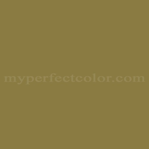 Color Match Of Para Paints B565 3 Pine Needle