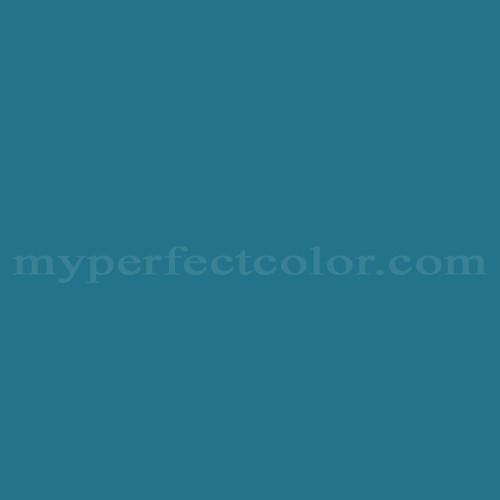 Color Match Of Para Paints B915 3 Nantucket Blue
