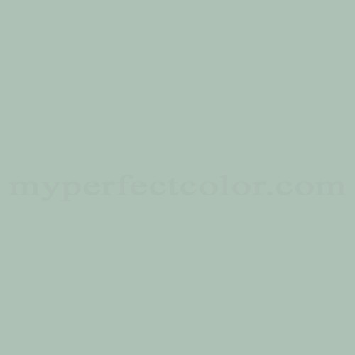 Color Match Of Para Paints B753 1 New French Green