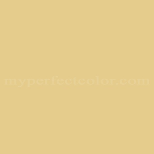Match of Para Paints™ B503-1 Imperial Yellow *