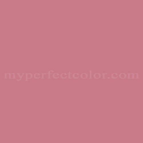 Match of Para Paints™ B134-2 Indian River Red *