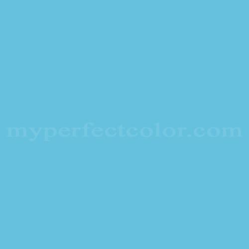 Match of Para Paints™ B874-1 Blue Wisp *