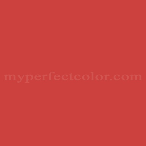 Match of Para Paints™ B155-8 Bright Red *