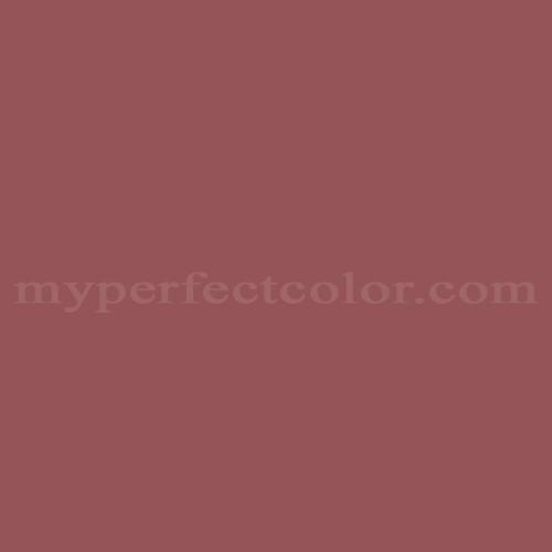 Match of Para Paints™ F1107-3 Cranberry Bog *