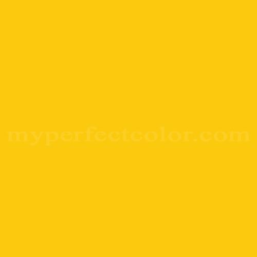 Match of Para Paints™ B495-7 Dandelion *