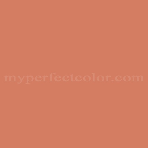Match of Pittsburgh Paints™ 228-6 Summer Sunset *