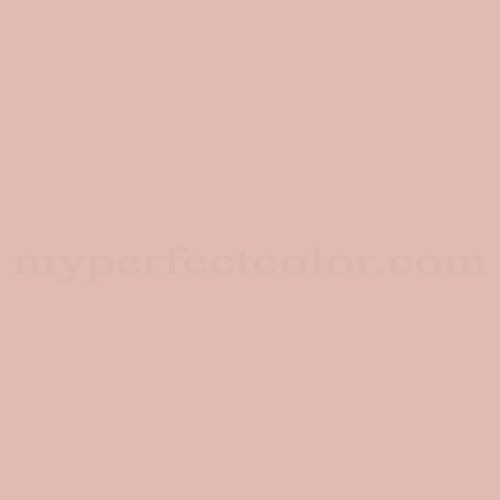 Match of Pittsburgh Paints™ 330-4 Sweet Peach *