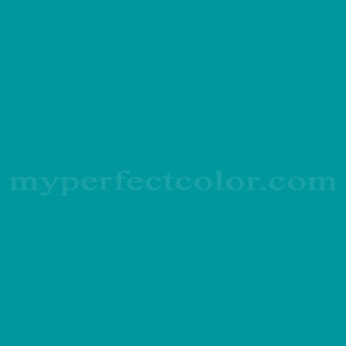 Match of Pittsburgh Paints™ 155-7 Tapestry Teal *
