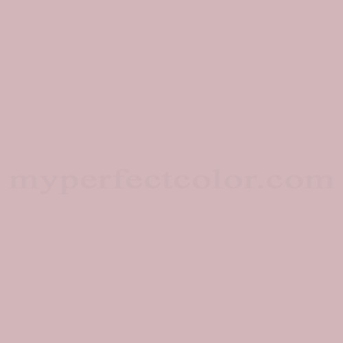 Match of Pittsburgh Paints™ 536-4 Rose Stain *