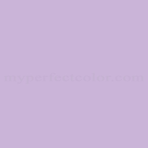 Match of Pittsburgh Paints™ 142-4 Sea Lavender *