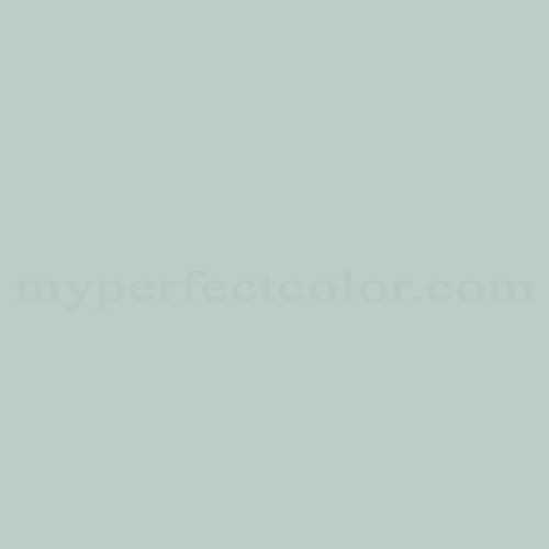 Match of Pittsburgh Paints™ 402-3 Sea Sprite *