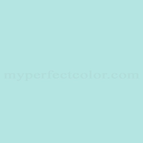 Match of Pittsburgh Paints™ 156-4 Seascape Green *