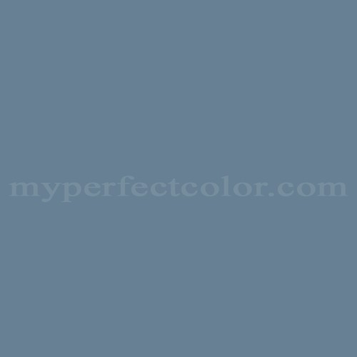 Match of Pittsburgh Paints™ 448-5 Silver Blueberry *