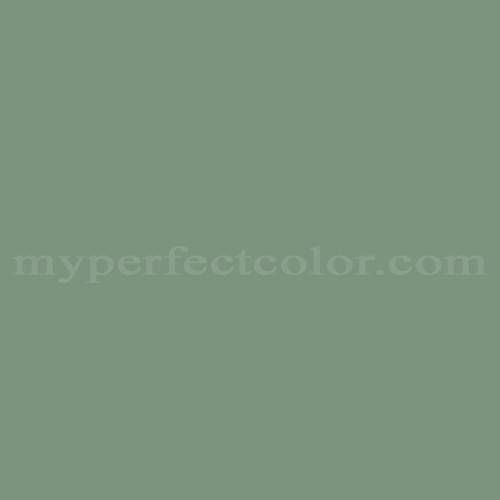 Match of Pittsburgh Paints™ 406-5 Slate Green *