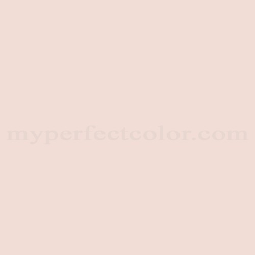 Match of Pittsburgh Paints™ 329-2 Slightly Peach *