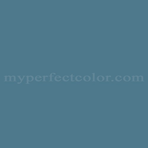 Color Match Of Pittsburgh Paints 451 5 Smoke Blue