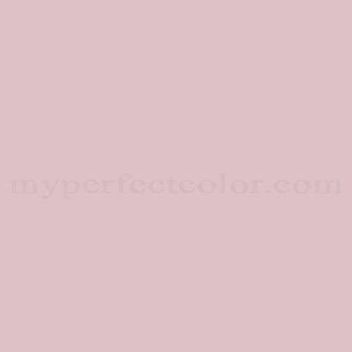 Match of Pittsburgh Paints™ 437-3 Smoke Pink *