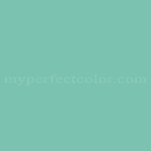 Match of Pittsburgh Paints™ 202-4 Pale Jade *