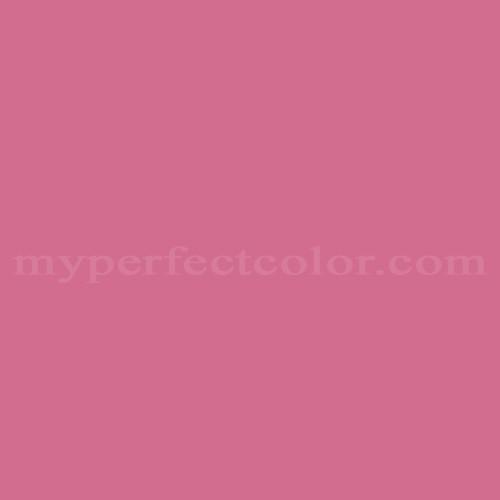 Match of Pittsburgh Paints™ 137-6 Paris Pink *