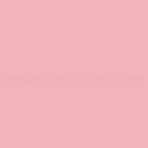 Match of Pittsburgh Paints™ 135-3 Powder Rose *
