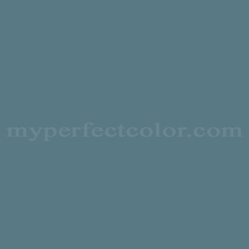 Match of Pittsburgh Paints™ 551-6 Prussian Blue *