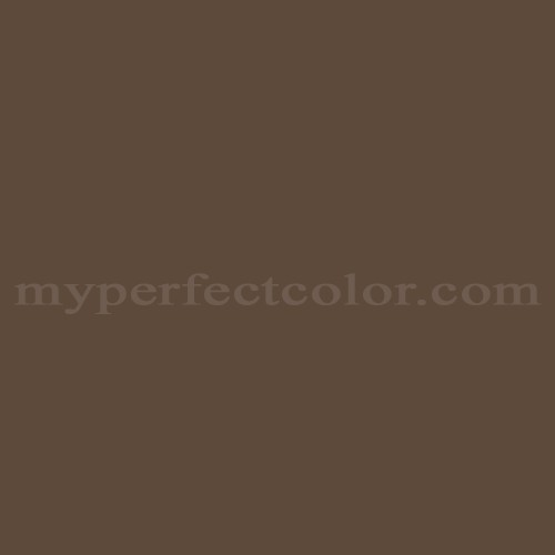 Match of Pittsburgh Paints™ 522-7 Pumpernickel *