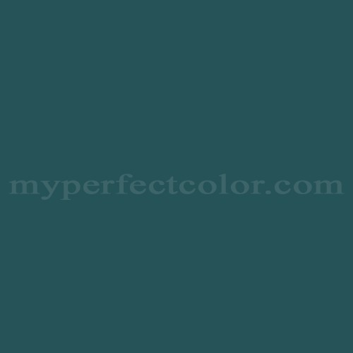 Color Match Of Pittsburgh Paints 455 7 Deep Emerald