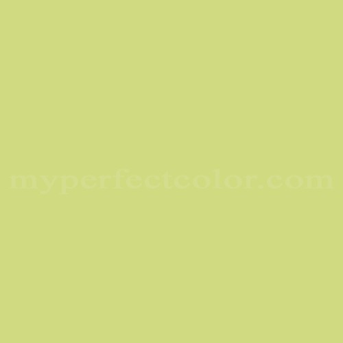 Color Match Of Pittsburgh Paints 109 6 Yellow Lettuce