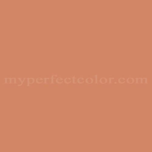 Porter Paints 11150 4 Terra Cotta Orange Match Paint